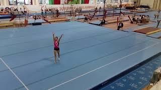 Первенство РБ по спортивной гимнастике