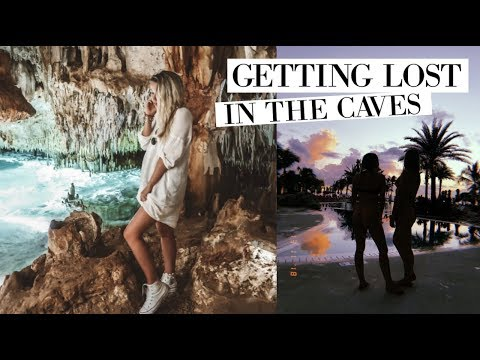 Inside Crystal Caves and Caribbean Sunsets | Cayman Islands Day #4 | Copper Garden