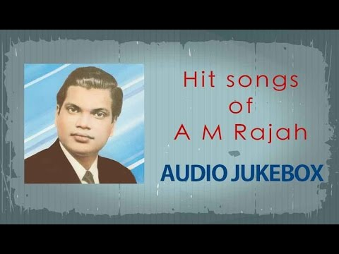 Best Malayalam Songs of A.M. Rajah | Ultimate Hits Collection | Superhit Malayalam Movie Songs