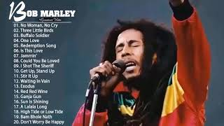 The Best Of Bob Marley | Bob Marley Greatest Hits Full Album | Bob Marley Reggae Songs