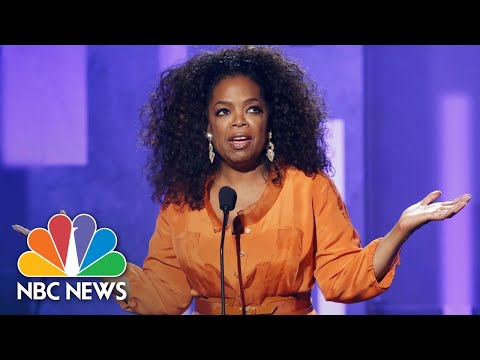 Oprah Speaks Out About Impact Of Coronavirus On African American Community | NBC Nightly News