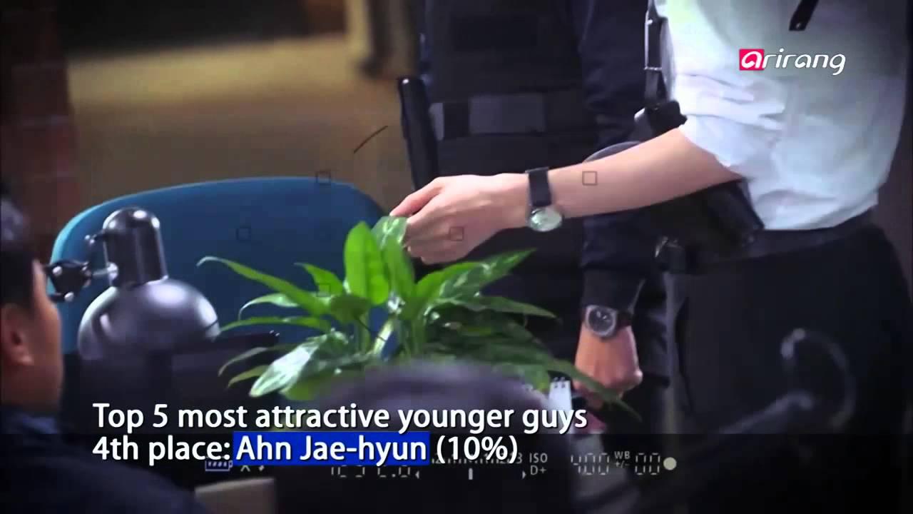 Showbiz Korea - TOP 5 MOST ATTRACTIVE YOUNGER MALE CELEBRITIES  누나들의 마음을 흔든 최고의 연하남 스타