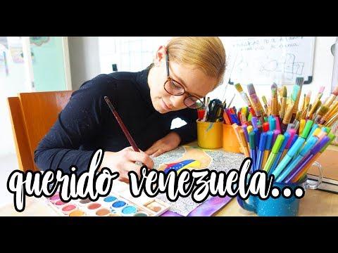 CON AMOR PARA VENEZUELA ♡ Dani Hoyos