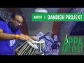 Appa Art Fest 2016 | Heavy Emphasis on Bass | Bandish Projekt