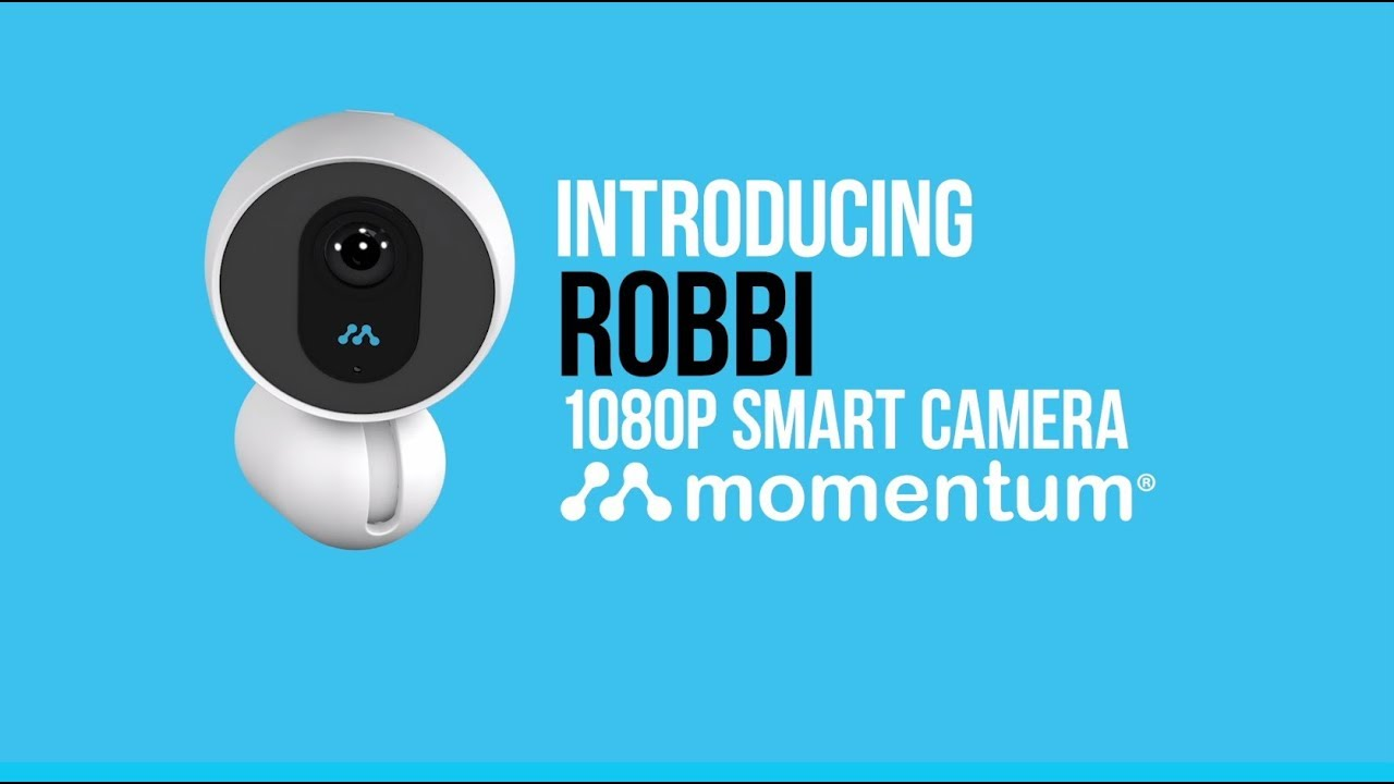 Momentum Robbi review: A decent indoor home security camera