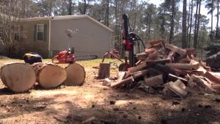 How To Build A Wood Supply: Start Working On Next Year's Firewood, Today!