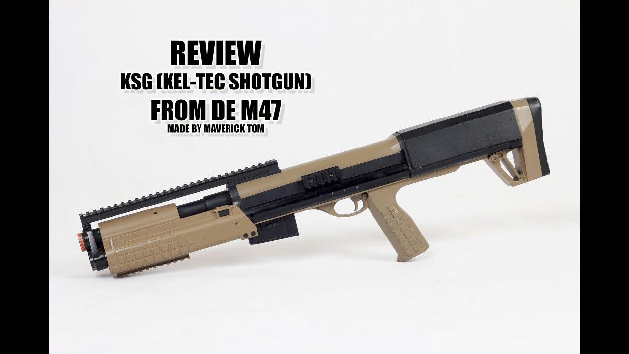 Kel Tec KSG Review - YouTube