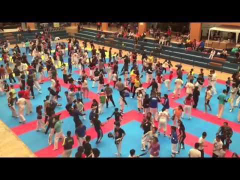 World Taekwondo Training Camp, La Loma Mexico!