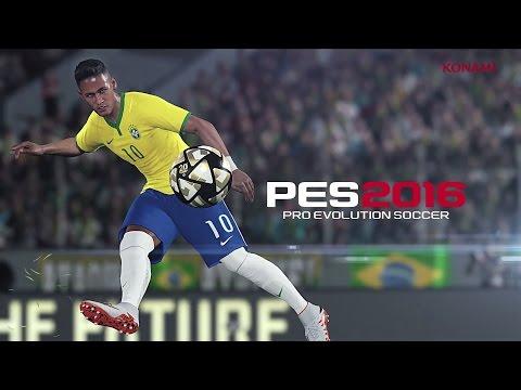 [ New & Official ] PES2016 Teaser Trailer
