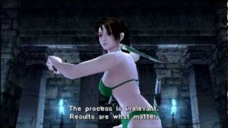 Soul Calibur: Broken Destiny (PSP) - Taki vs Cassandra (Valiant Princess)