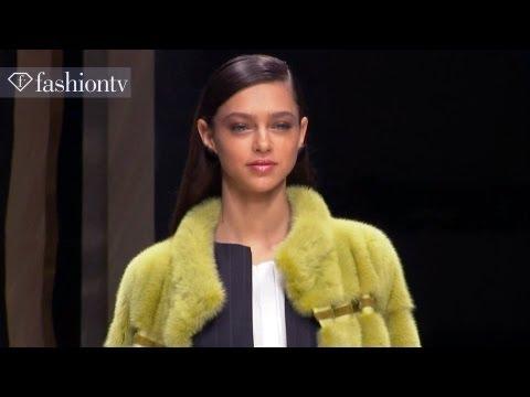 Zhenya Katova + Stef van der Laan: Top Models at Spring/Summer 2013 Fashion Week | FashionTV