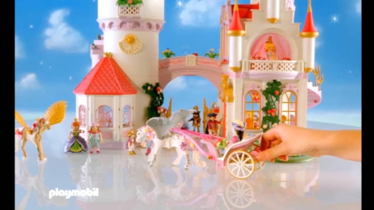 Chateau playmobile princesse sluban pcs filles amis rve for Chateau princesse playmobil 5142