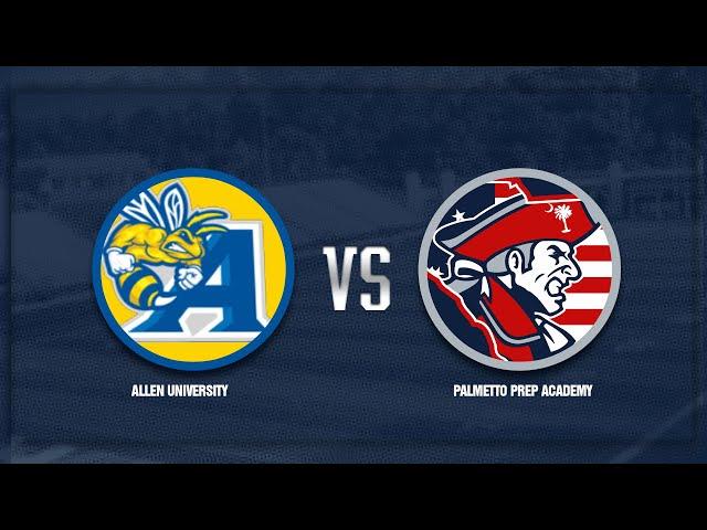 Allen University vs Palmetto Prep Academy [SCRIMMAGE]