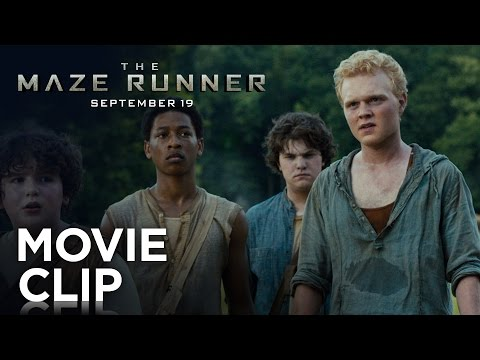 "The Maze Runner | ""Doors"" Clip [HD] 
