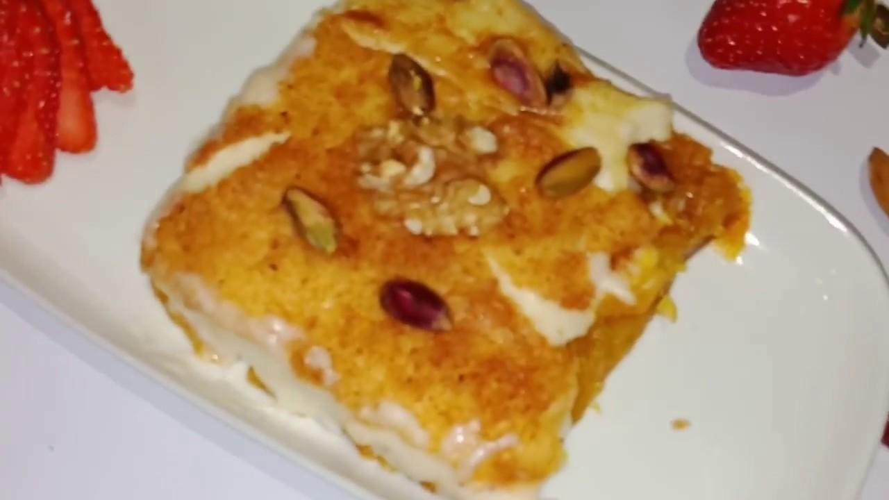 أحلي قرع عسلي من مطبخي فاطمة أبو حاتي Youtube
