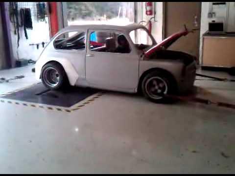 Fiat 600 engine swap
