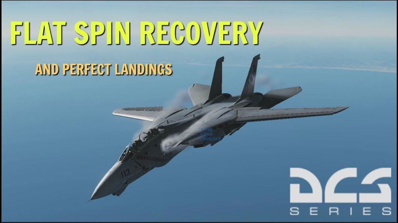 F-14b RIO view - landings and flat spin recovery - ED Forums