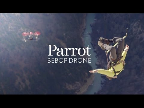 Publicité Parrot Bebop Drone – les Flying Frenchies
