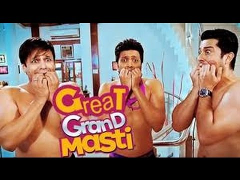 Great Grand Masti 2016 Movie | Promotional Events | Vivek Oberoi, Ritesh Deshmikh, Aftab Shivdasani