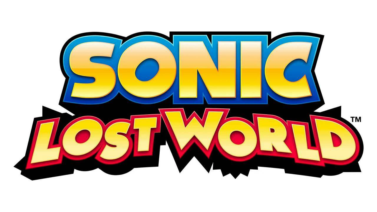 Sonic Lost World Logo Transparent
