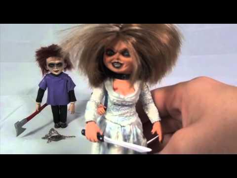 Turmoil In The Toybox - NECA Seed of Chucky Family Box Set