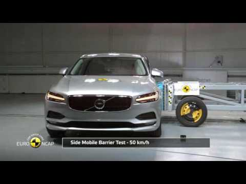 ANCAP SAFETY RATING: Volvos S90 (October 2016 - onwards)