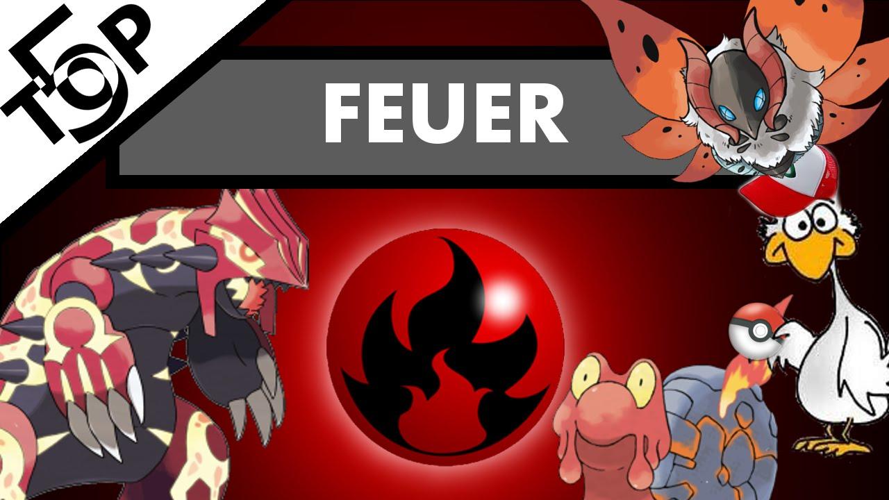 pokemon feuer