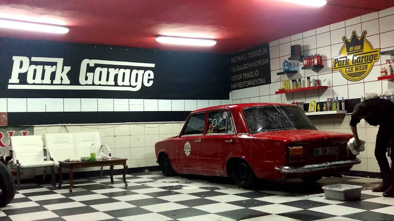park garage murat 124 oto y kama youtube