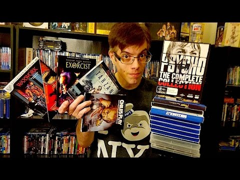 Download My Blu-Ray Collection Update 10/8/16 Blu ray and Dvd Movie Reviews