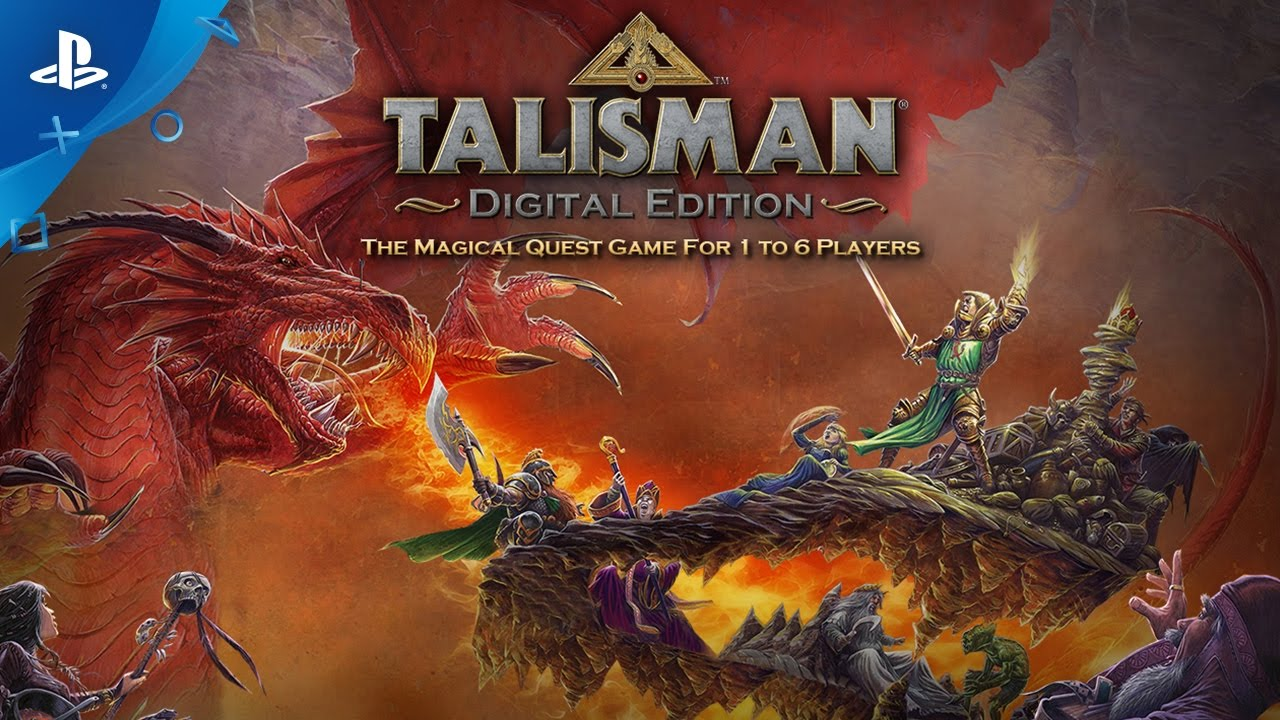 Talisman Digital Edition The Dragon Trainer Free Download