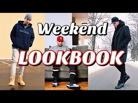 WINTER WEEKEND LOOKBOOK – NIKE, TIMBERLAND, SUPREME, PUMA, EVERLANE – WINTER OUTFITS