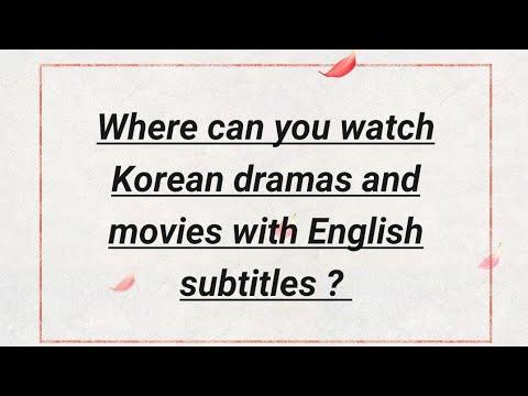 Korean Dramas यहाँ से Download करें English Subtitles के साथ Free में |fellowIdeas| Part-1