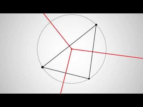 Deluanay Triangulation & Voronoi Diagram