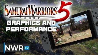 Samurai Warriors 5 Graphics and Performance on Switch VS Xbox Series X