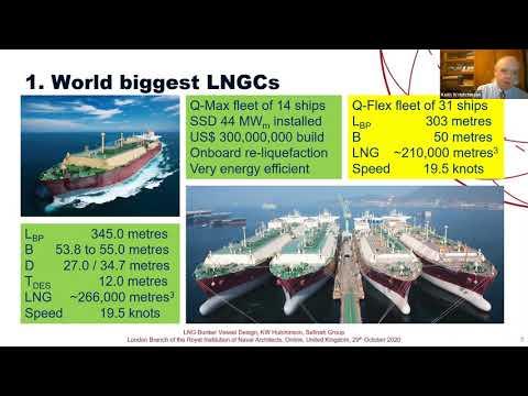 LNG Bunker Vessel
