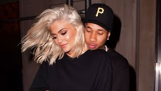 Kylie Jenner Babysits Tyga and Blac Chyna's Son King Cairo as Kardashians Celebrate Baby Dream!