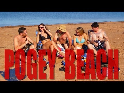 Pogey Beach – Just Passing Through