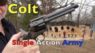 Video The Colt Single Action Army Revolver download MP3, 3GP, MP4, WEBM, AVI, FLV Agustus 2018