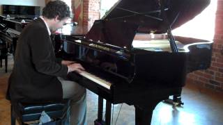 The East St Louis Toodle-oo - Duke Ellington - Played on a Boston 193 Grand Piano at Besbrode Pianos