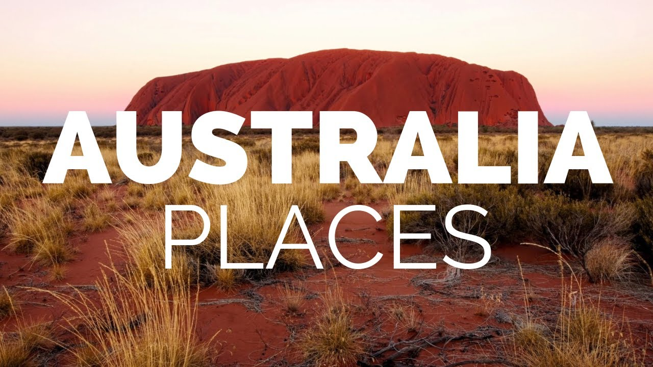 10 Best Places to Visit in Australia - Travel Video - YouTube