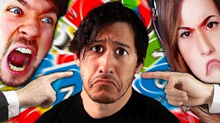 BEING BULLIED BECAUSE I'M AMAZING AT UNO | UNO w/ JackSepticEye and Pokimane