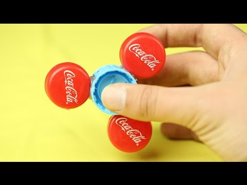 3 Awesome Life Hacks or Spinner Toys