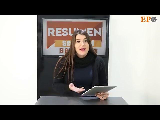 Resumen semanal - 4 de septiembre 2020