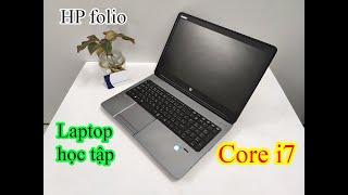 Máy tính học tập HP cũ như mới chip core i7