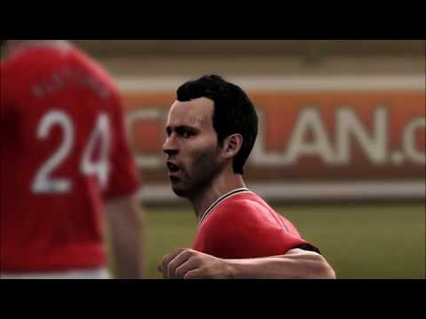 Pro Evolution Soccer 2012 Manchester United Face Players