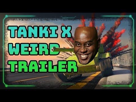 Tanki X Weird Cinematic Trailer