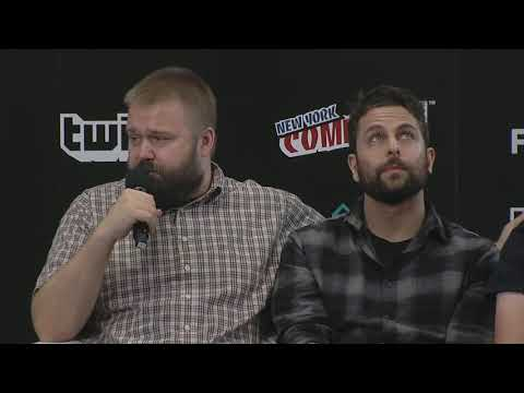 Skybound Comics with Robert Kirkman • New York Comic Con 2017 • interview