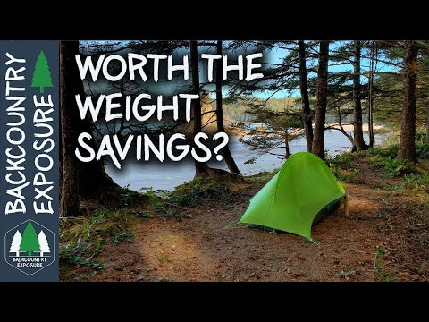 Nemo Hornet 1P Tent | The Struggles Of Ultralight
