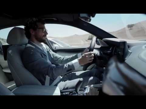 discover bmw driving assistant plus in the new bmw 5 series youtube. Black Bedroom Furniture Sets. Home Design Ideas