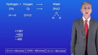 GCSE Chemistry (9-1) Bond Energy Calculations 2